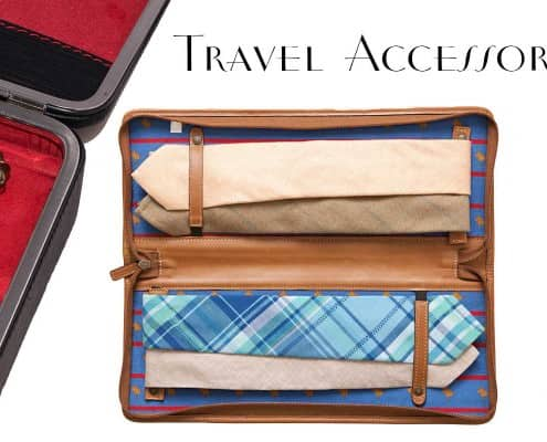 Travel Accessory Guide