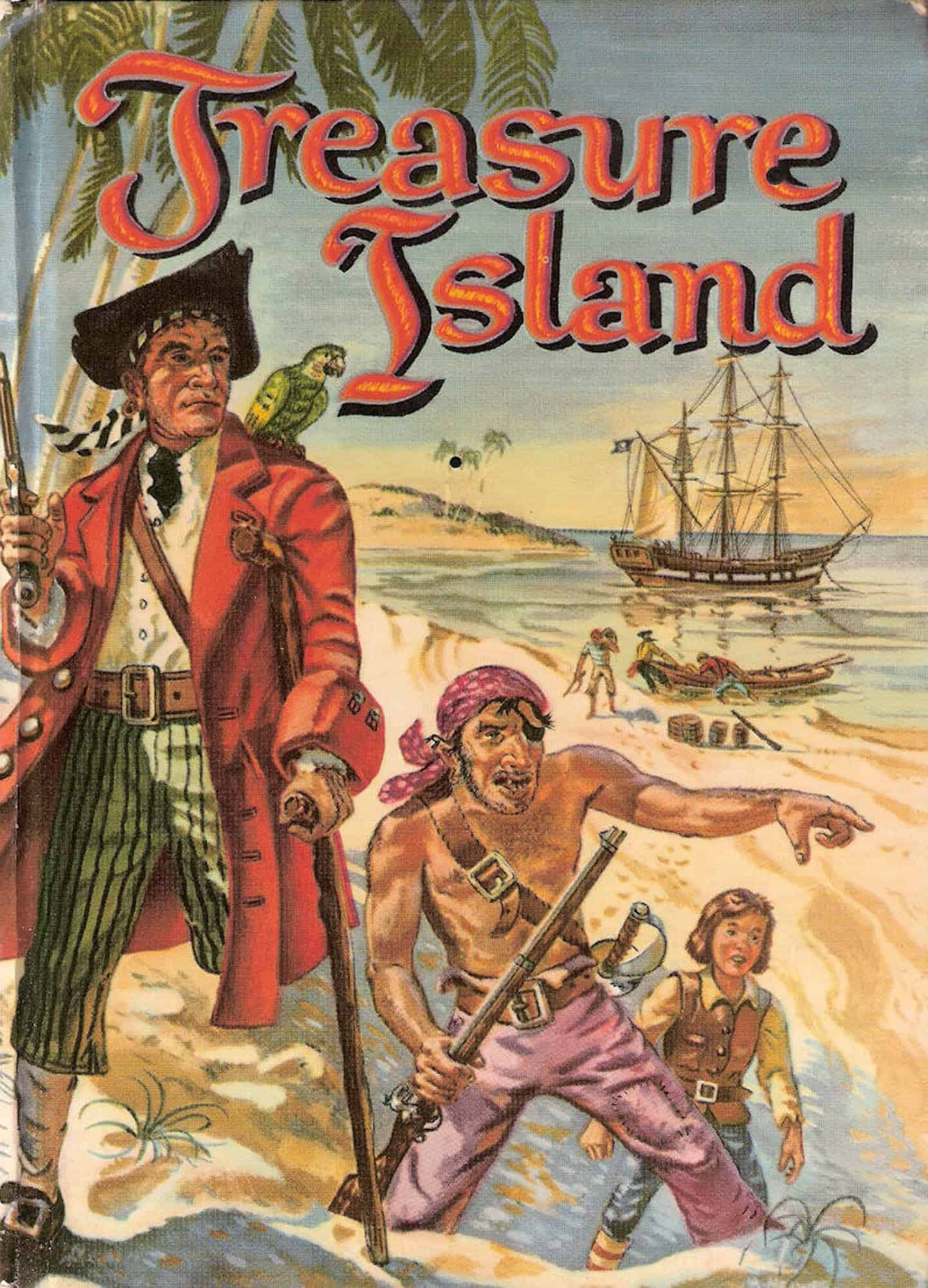 the stereotypical image of pirates in robert louis stevensons treasure island Robert louis stevenson and the missing map of treasure island  of africa,  piracy still conjures up other images than freebooting somali fishermen  we  owe this persistent stereotype to, and can blame its most recent incarnation in   treasure island (1883), the classic adventure novel about pirates and buried  treasure.