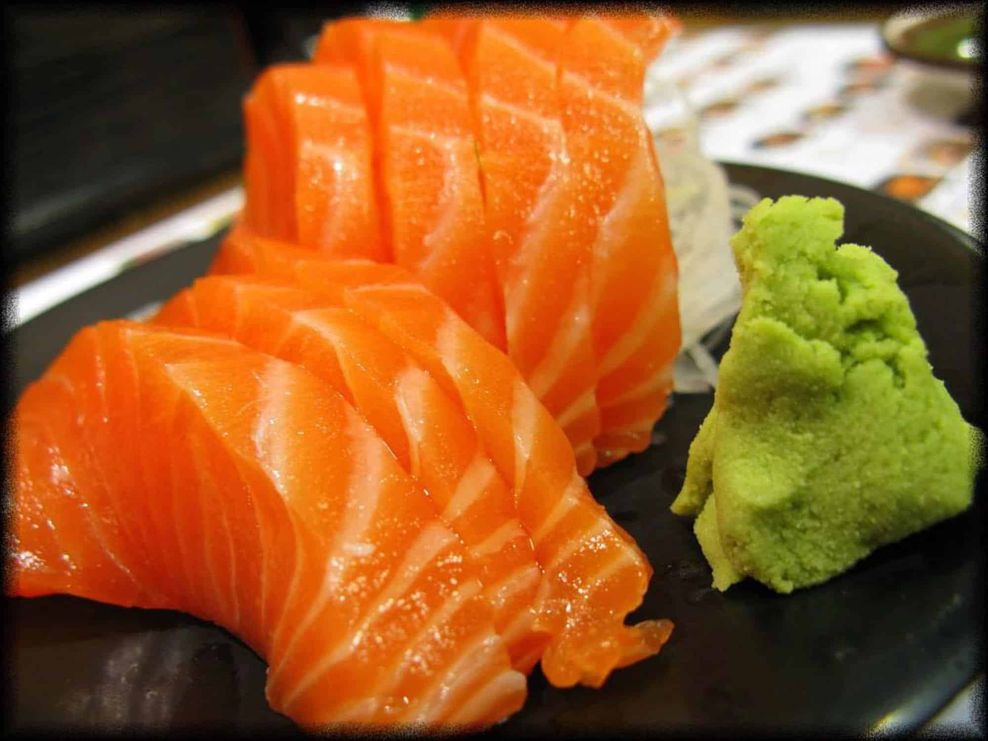 The fish seafood guide gentleman 39 s gazette for Sashimi grade fish