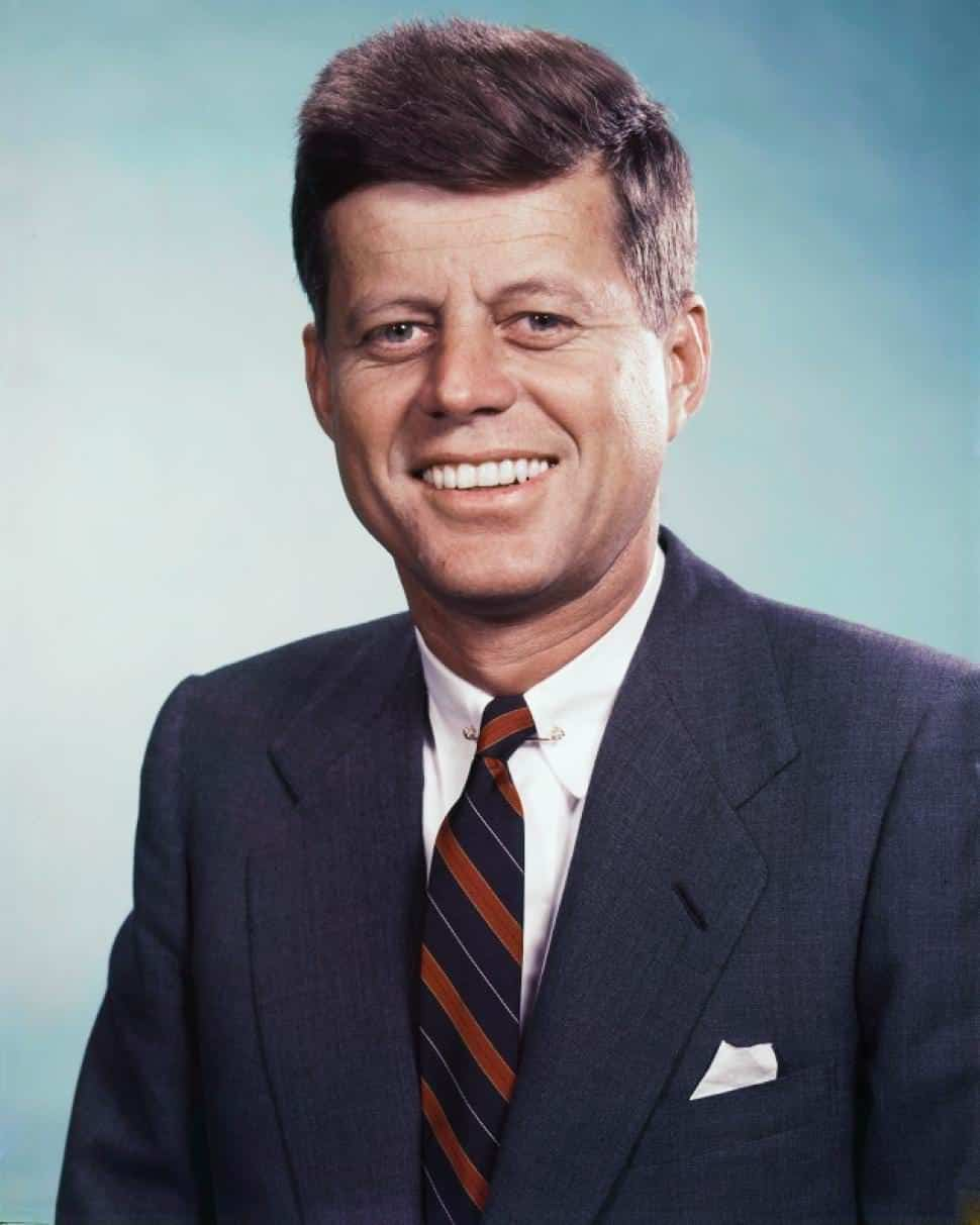 President John F Kennedy Gentleman Of Style Gentlemans Gazette