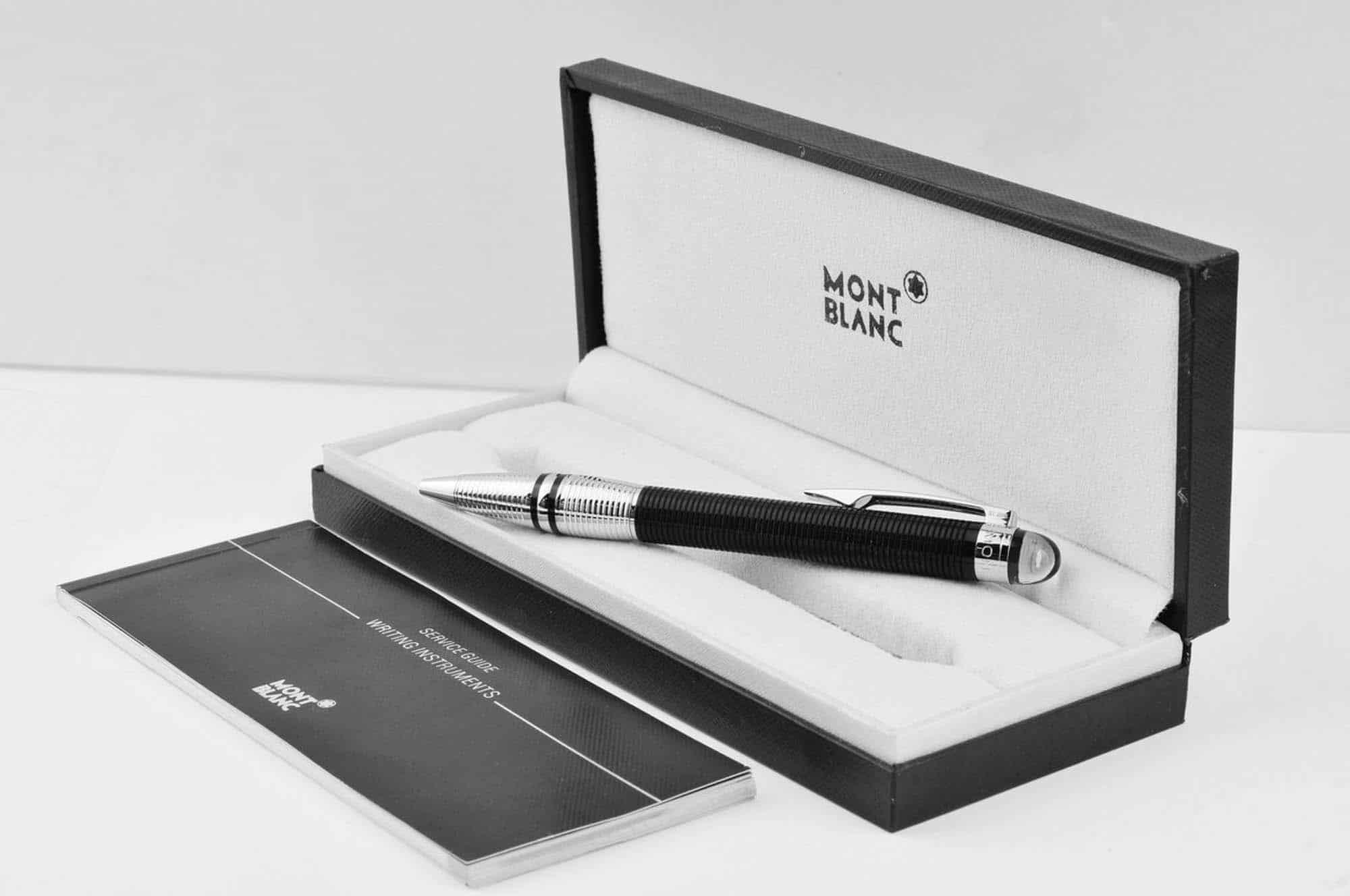 The Ballpoint Pen Guide