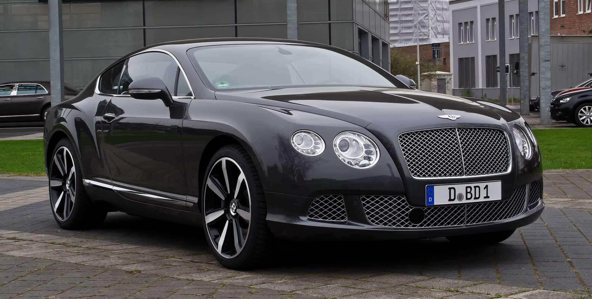 The Bentley Motors Guide