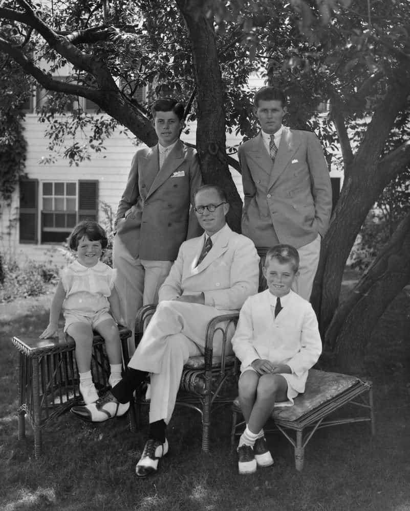 President john f kennedy gentleman of style gentleman for John kennedy jr kids