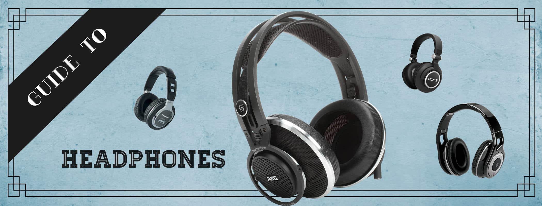 The Headphones Primer — Gentleman's Gazette