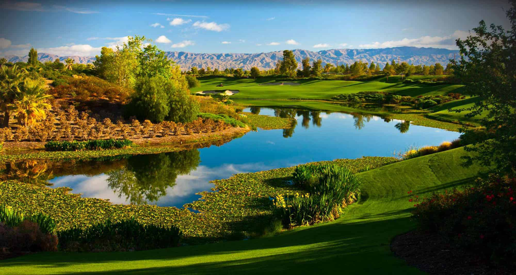 10 Top Golf Courses Around the World