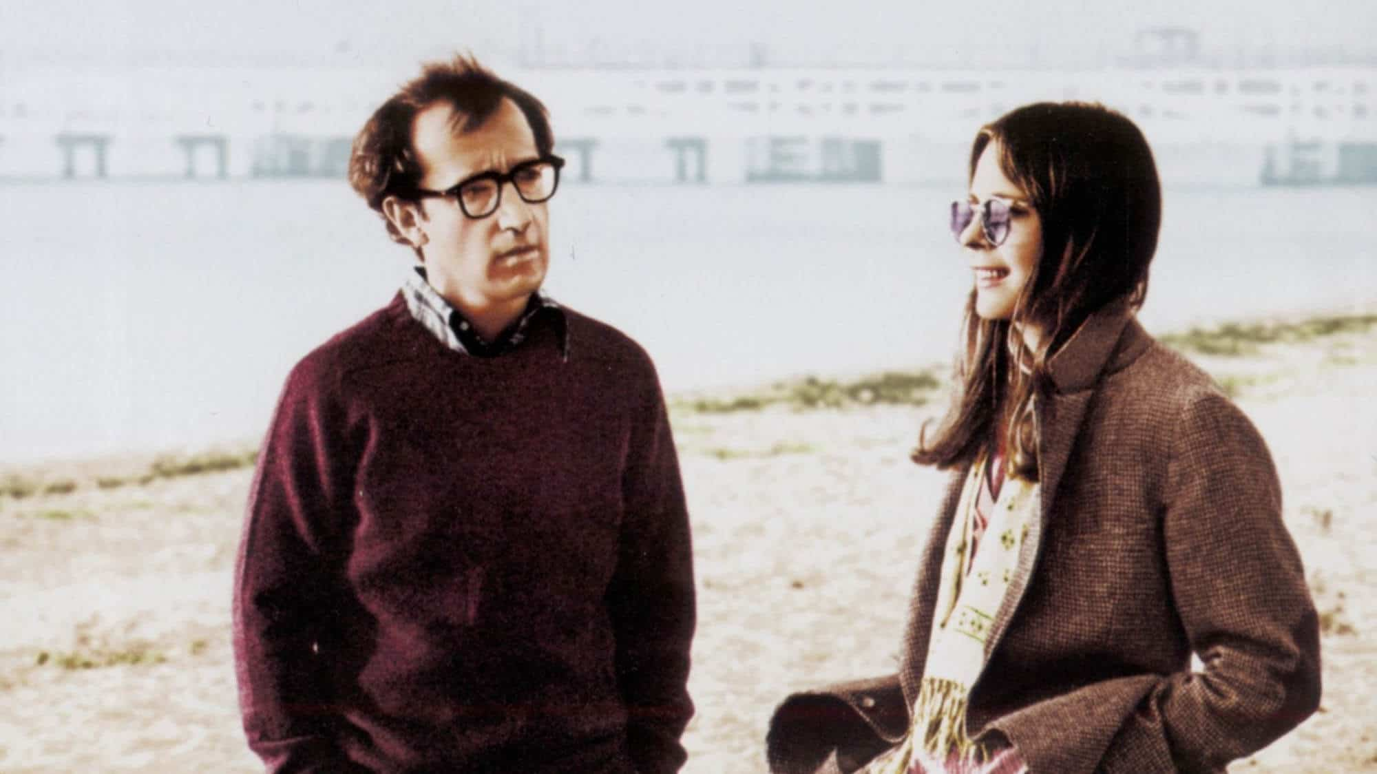 woody allens annie hall Bringing the big screen to life with description and analysis of alvy singer ( woody allen) in annie hall.
