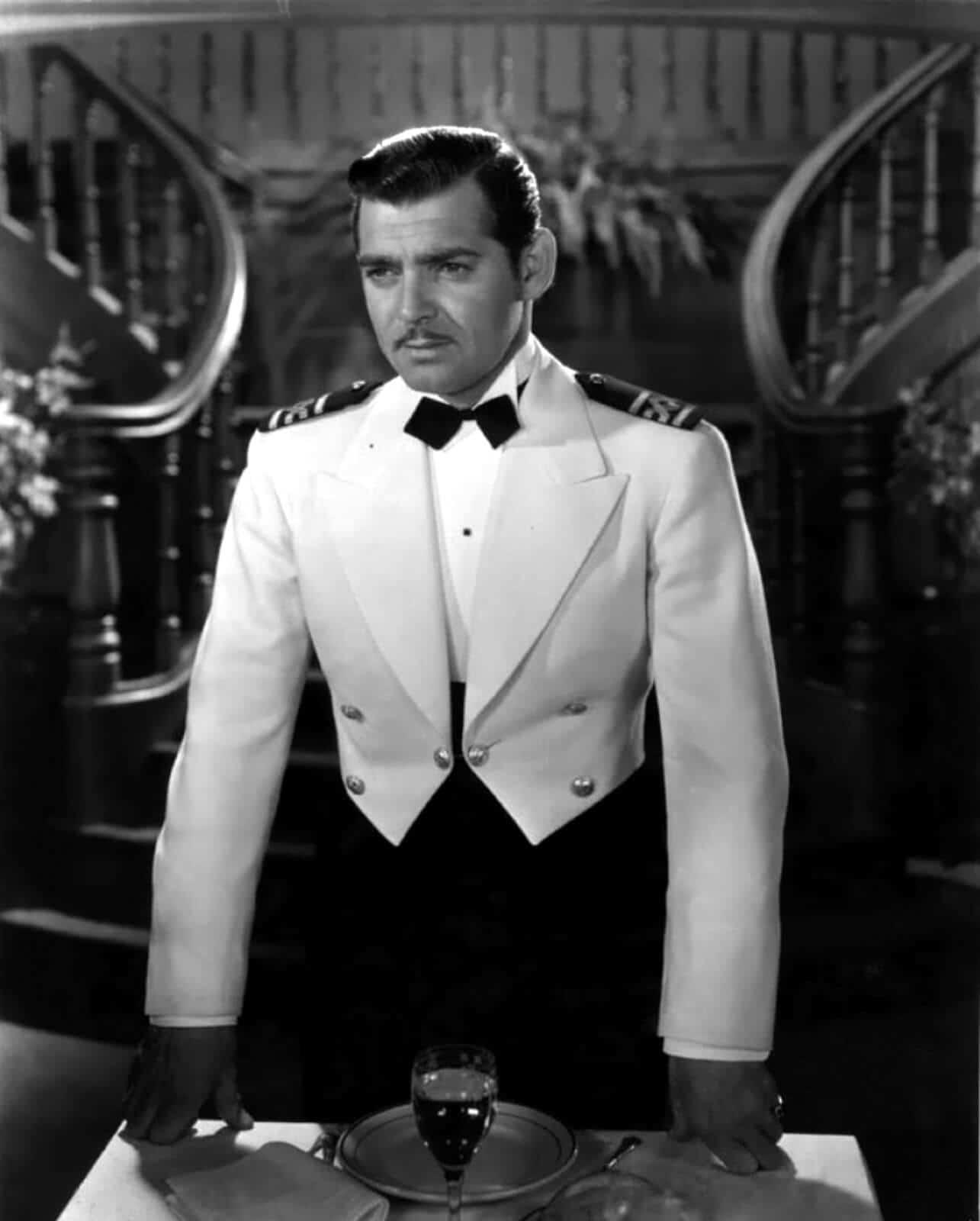 Clark Gable Gentleman Of Style Gentleman S Gazette