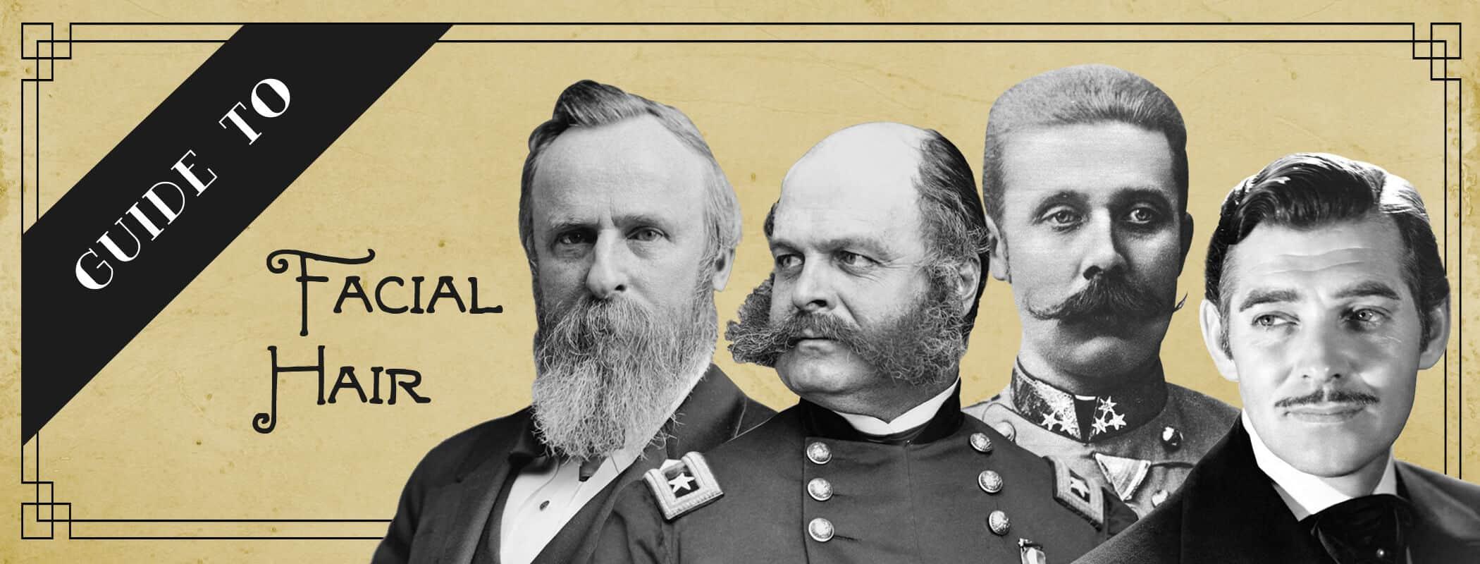 Beard & Facial Hair Guide — Gentleman's Gazette