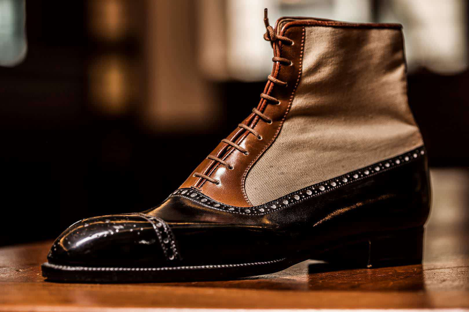 Balmoral Boots Guide — Gentleman's Gazette