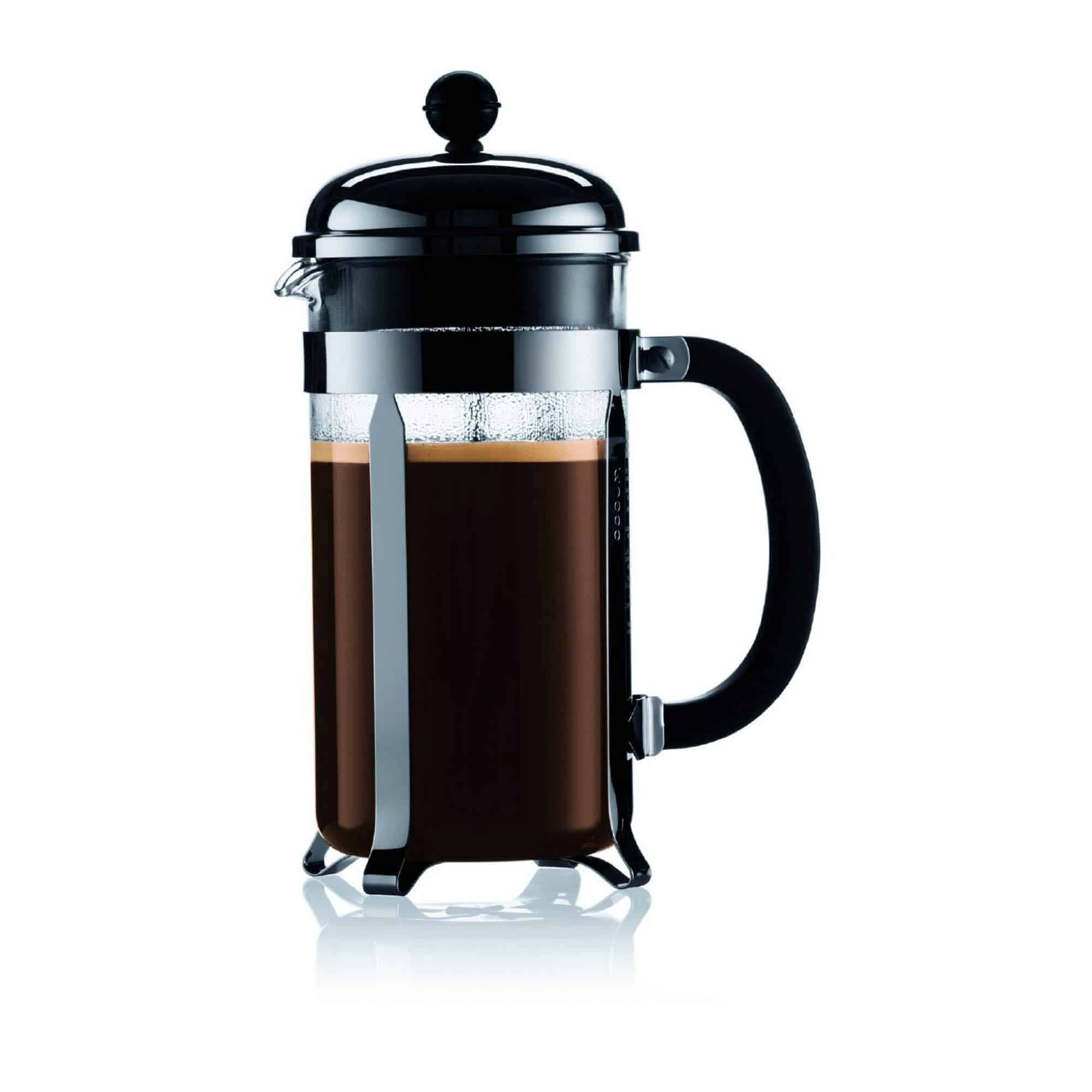One Cup Coffee Maker Bodum : The Coffee Guide Guide Gentleman s Gazette