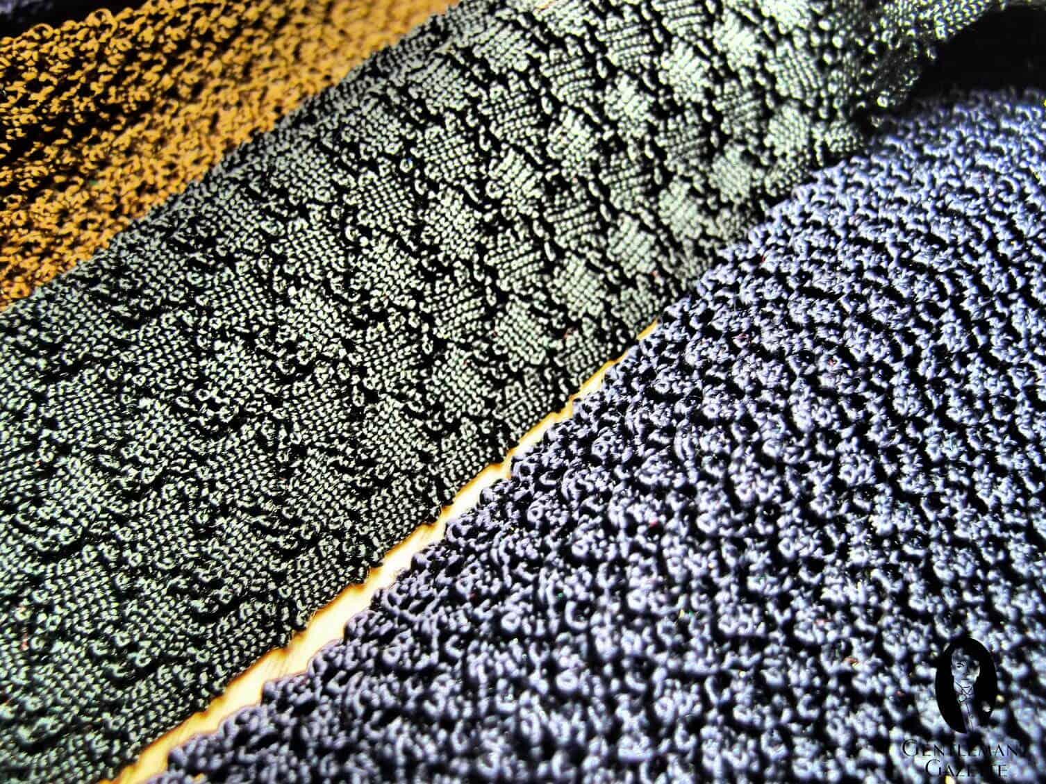 Knit Tie Textures