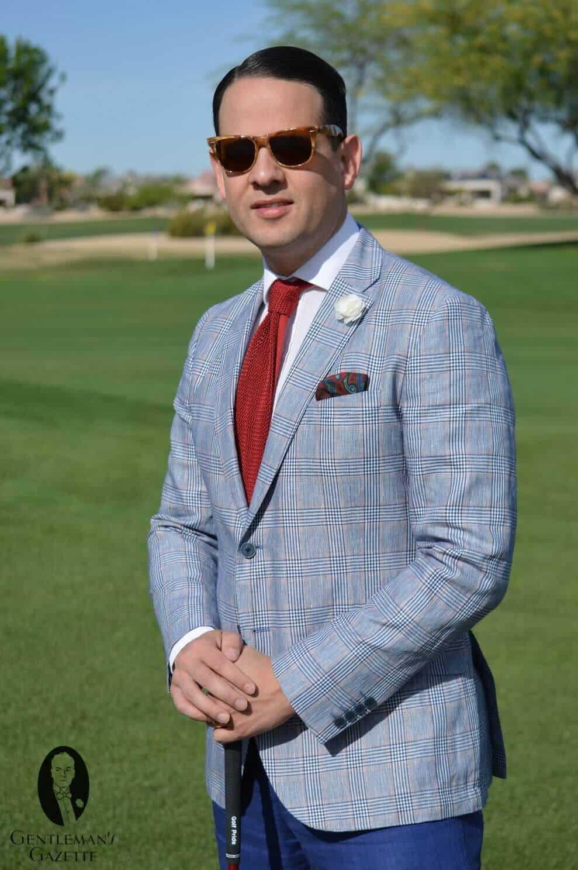 8 Secrets Of A Lightweight Summer Sport Coat Gentleman S