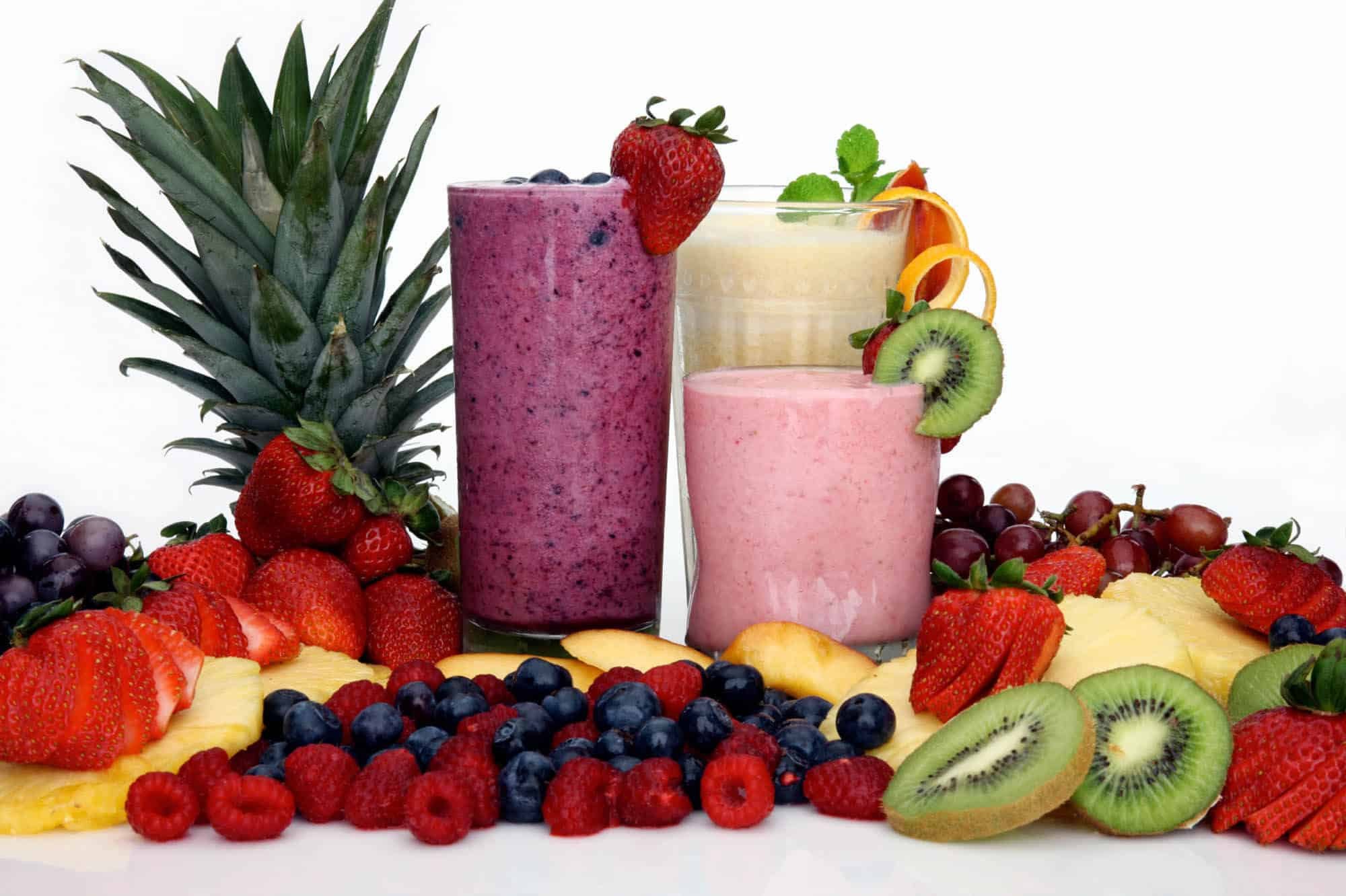 healthy fruit smoothie fruit juice not healthy