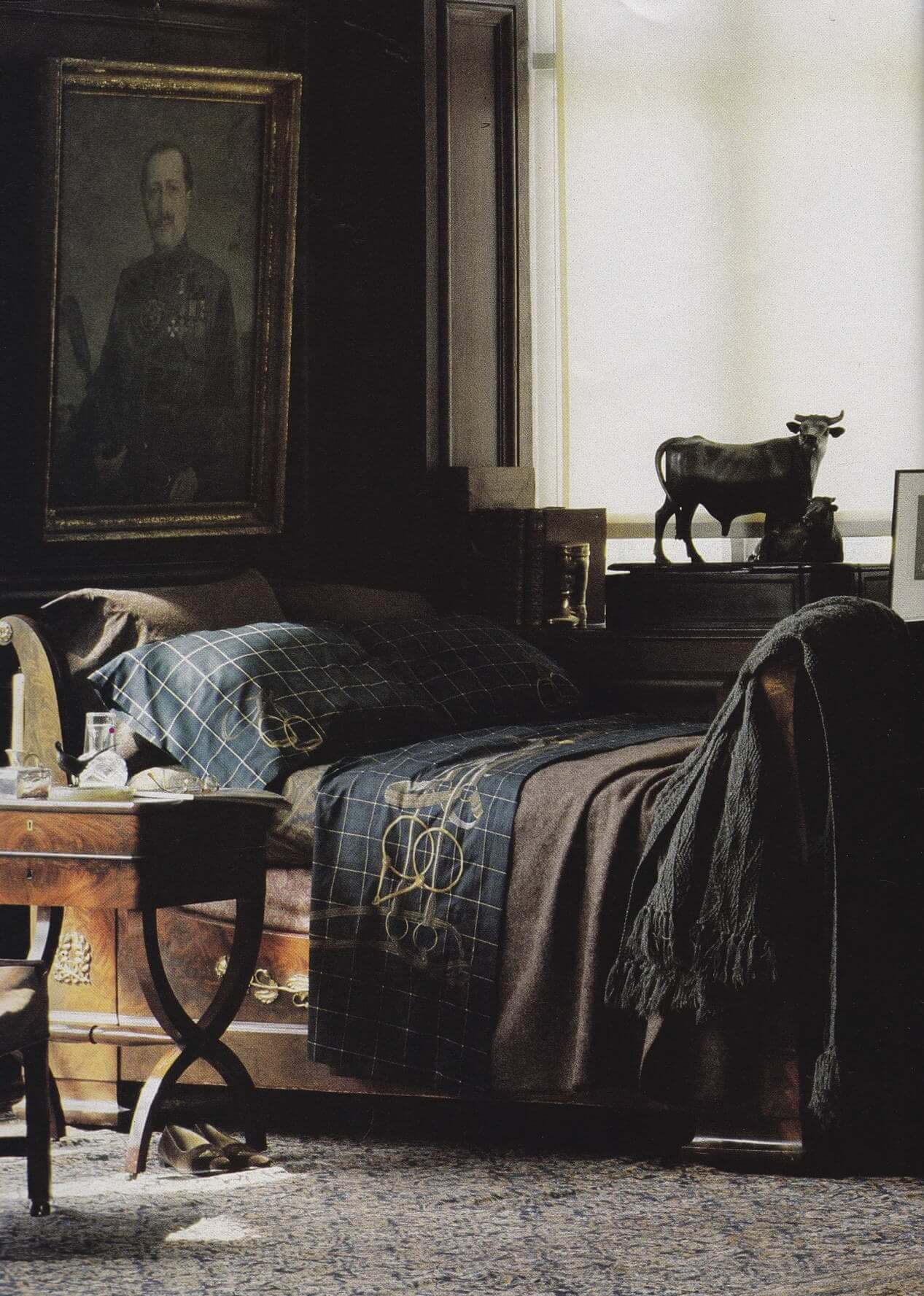 Masculine Bedroom Decor Gentleman 39 S Gazette