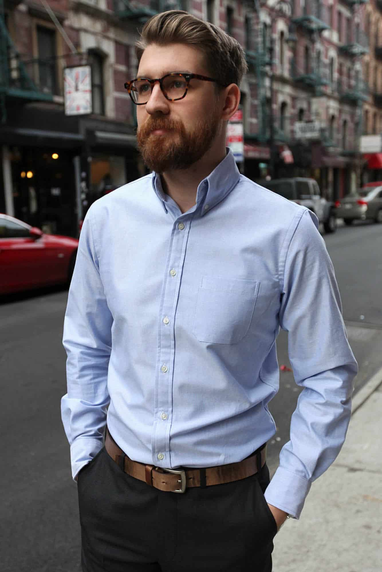 Oxford Cloth Button Down Shirt Guide - OCBD — Gentleman's Gazette