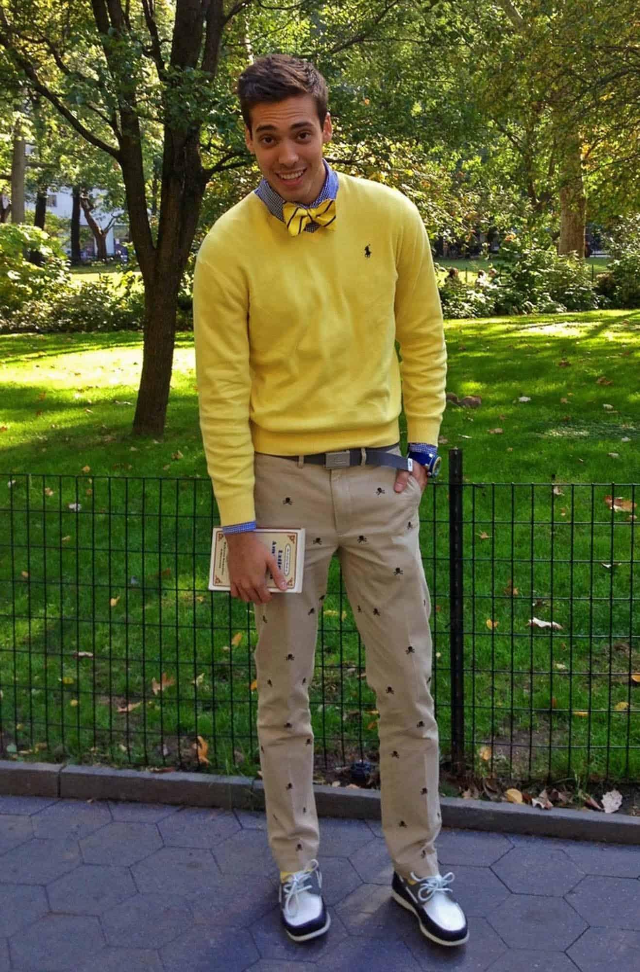 Oxford Cloth Button Down Shirt Guide - OCBD — Gentleman's Gazette