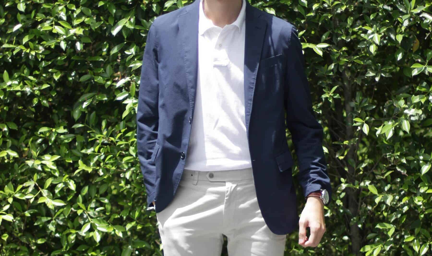 The ultimate polo shirt guide gentleman 39 s gazette for Polo shirt with sport coat