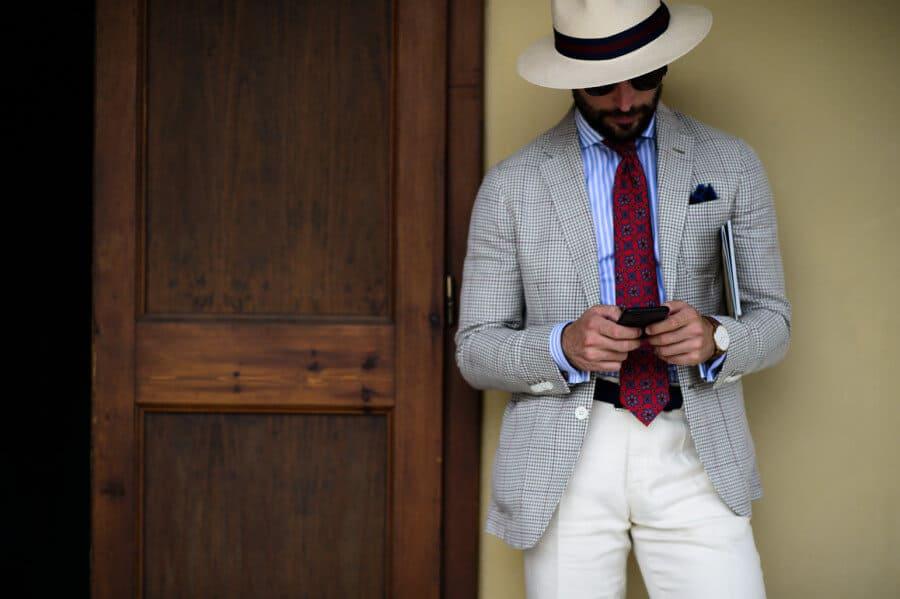 Panama Hat Guide Gentleman S Gazette