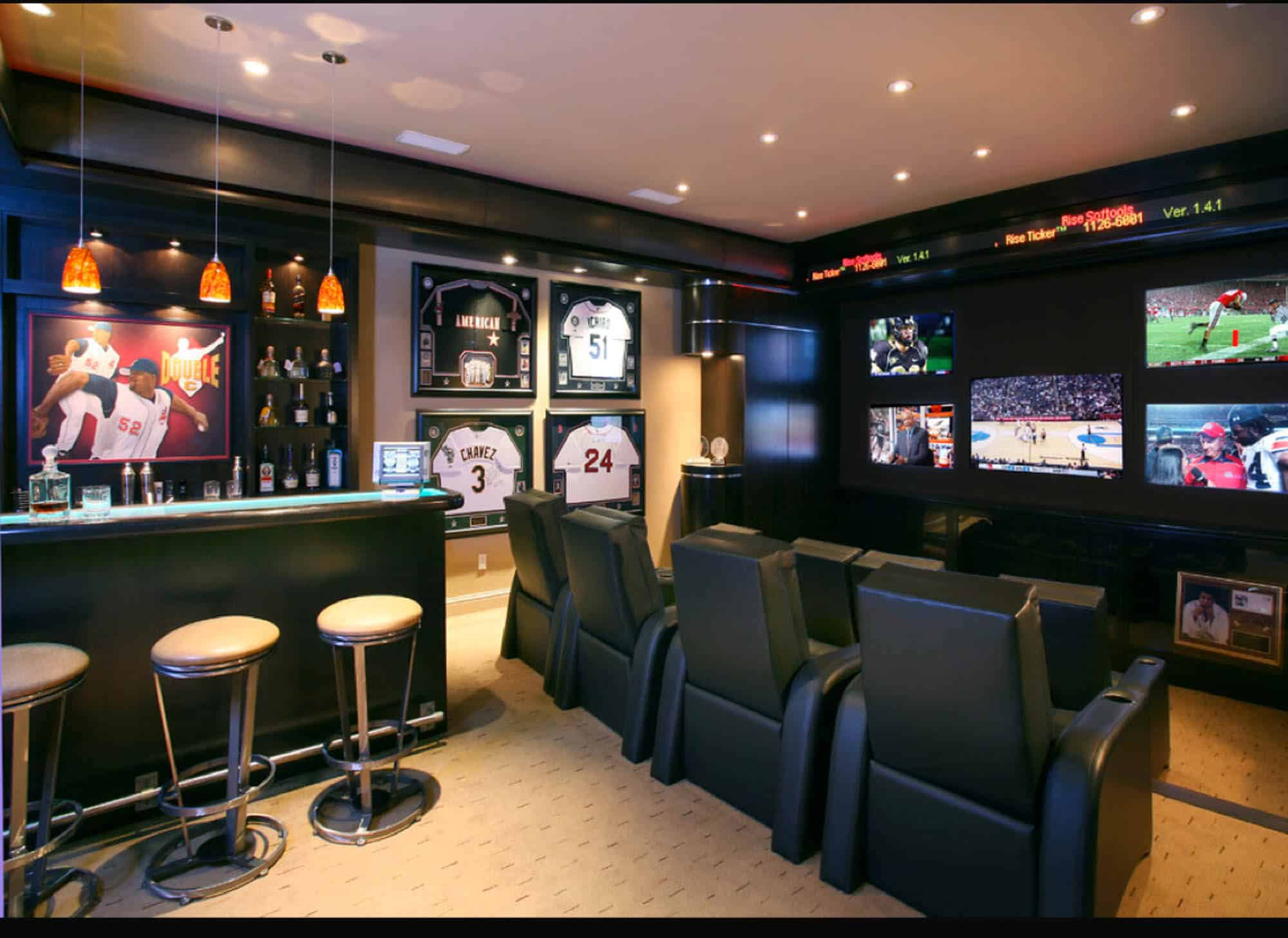 Man Cave Decor Guide