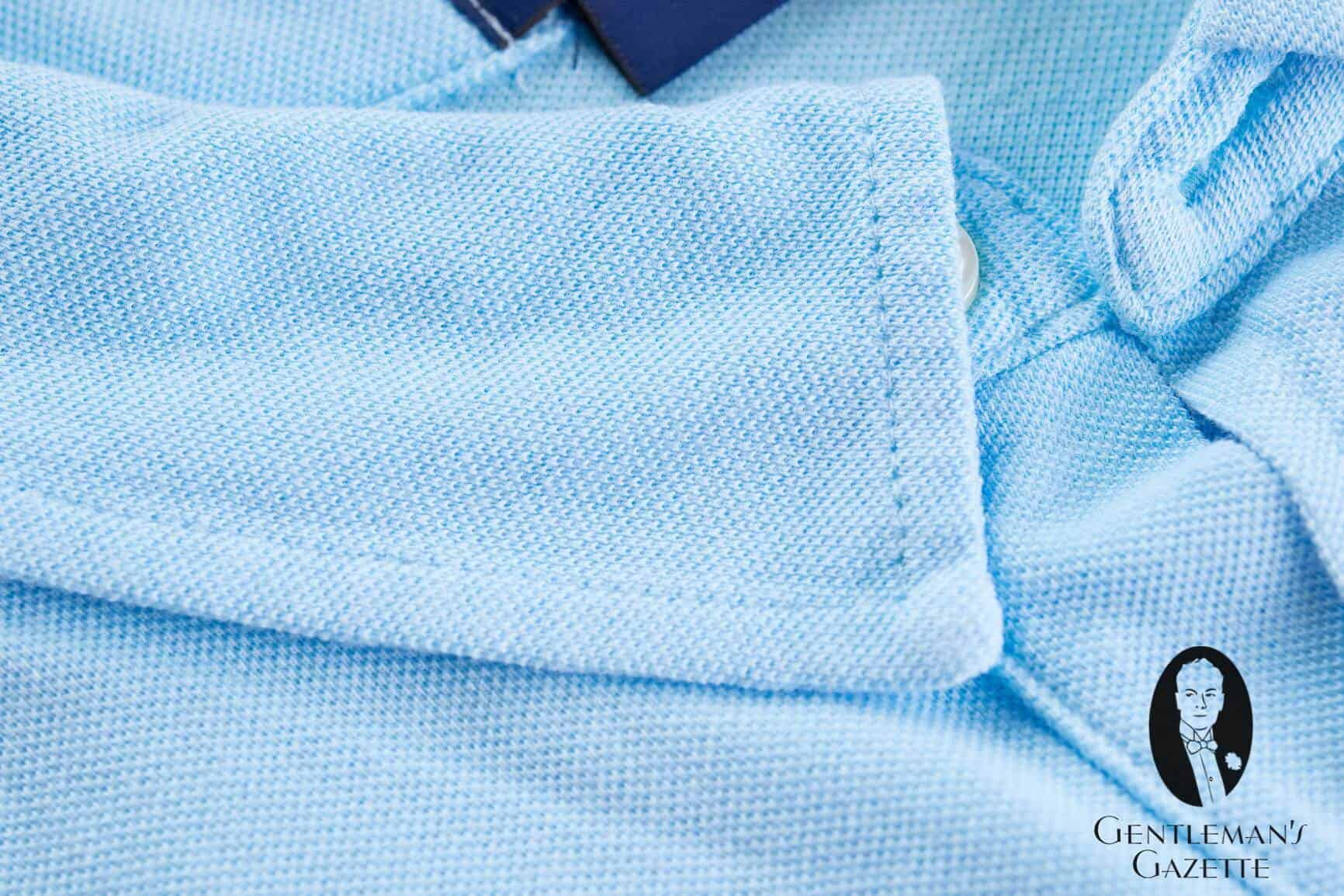 The Ultimate Polo Shirt Guide Gentlemans Gazette Tendencies Short Shirts Basic Long Collar Less Wine Burgundy L Sewn Style