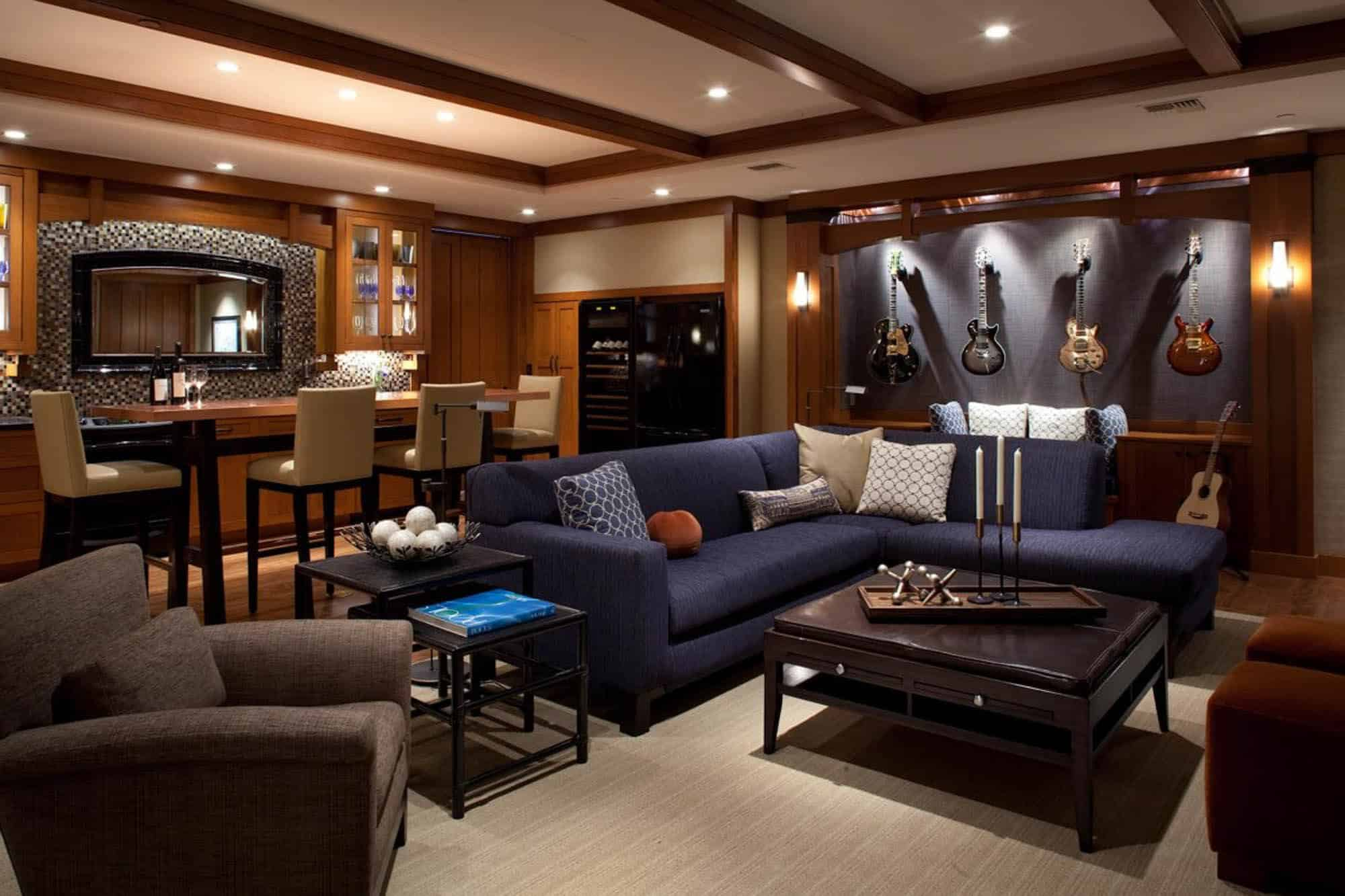 Basement Ideas Man Cave The Man Cave Decor Guide  Gentleman's Gazette