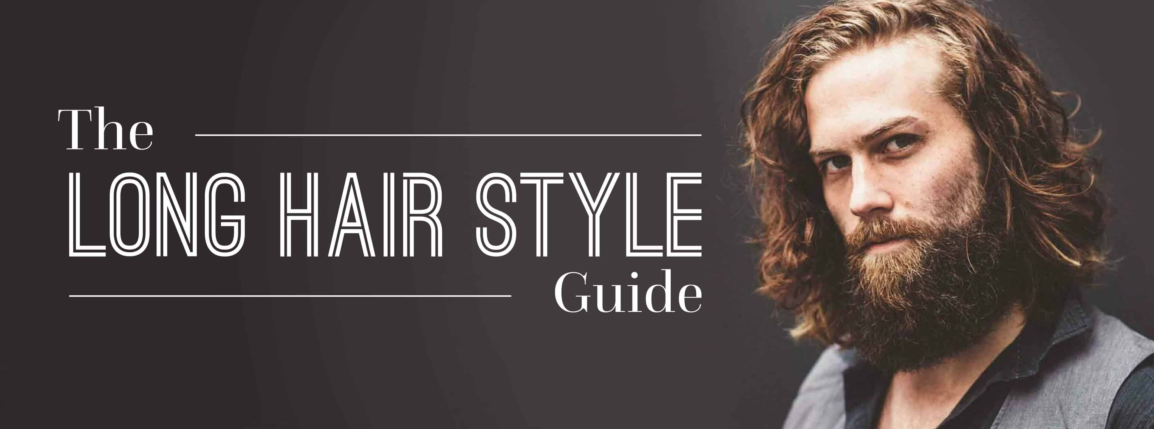 The Long Hair Style Guide