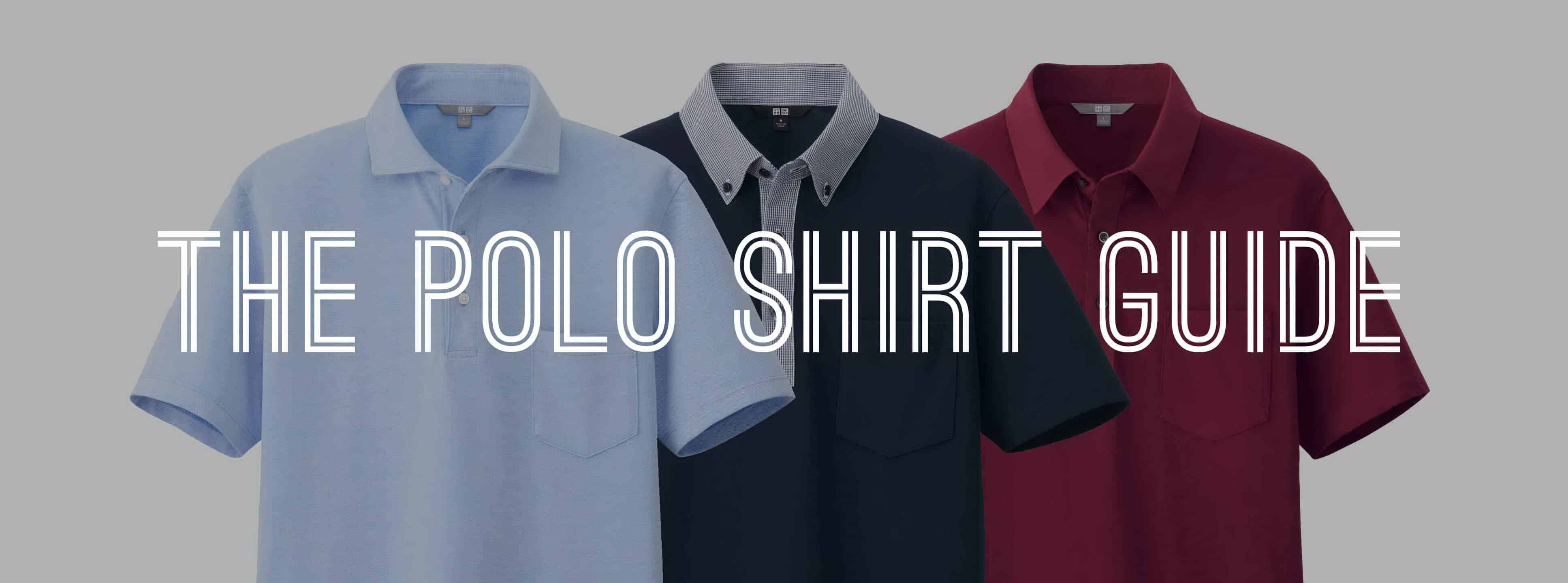 28dc1dfd4 The Ultimate Polo Shirt Guide — Gentleman s Gazette