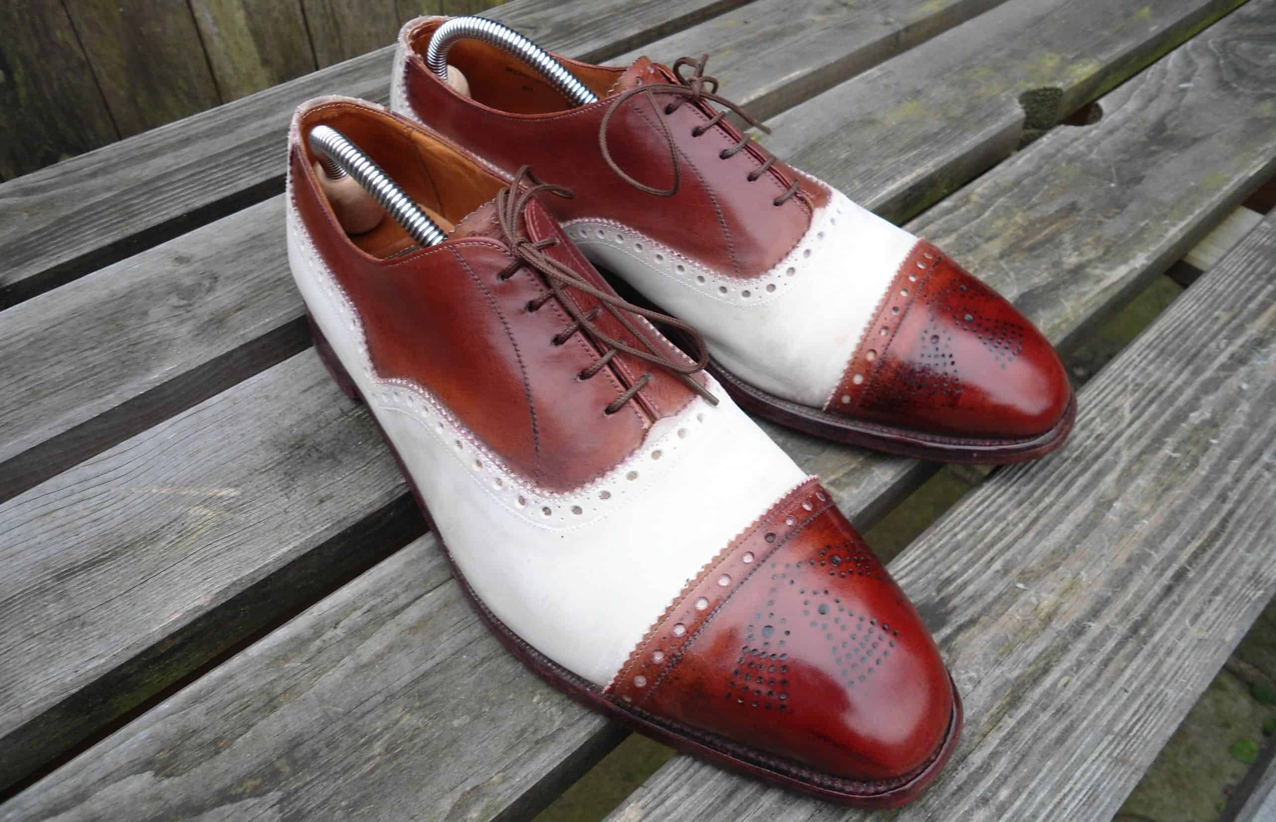 Retro 1920/'s 30/'s 40/'s Mens Wing tip Jazz Gangster Gatsby Brogues Monk shoes