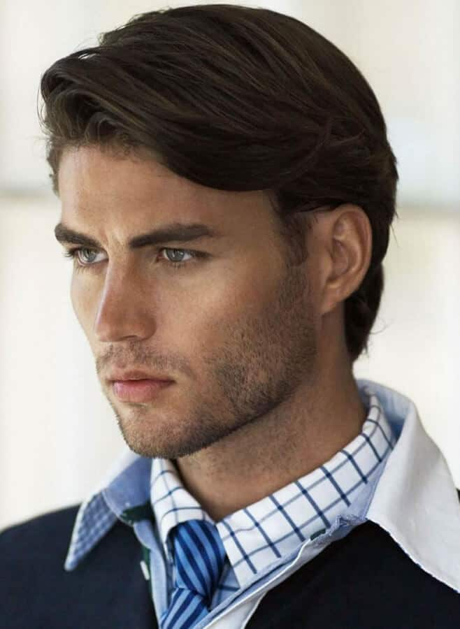 Cool The Long Hair Style Guide Gentlemans Gazette Natural Hairstyles Runnerswayorg