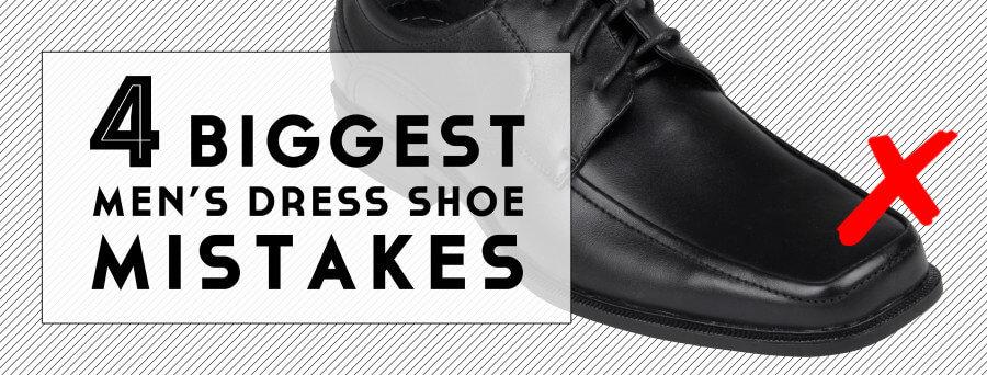 The 4 Gest Men S Dress Shoe Mistakes How To Avoid Them Gentleman Gazette