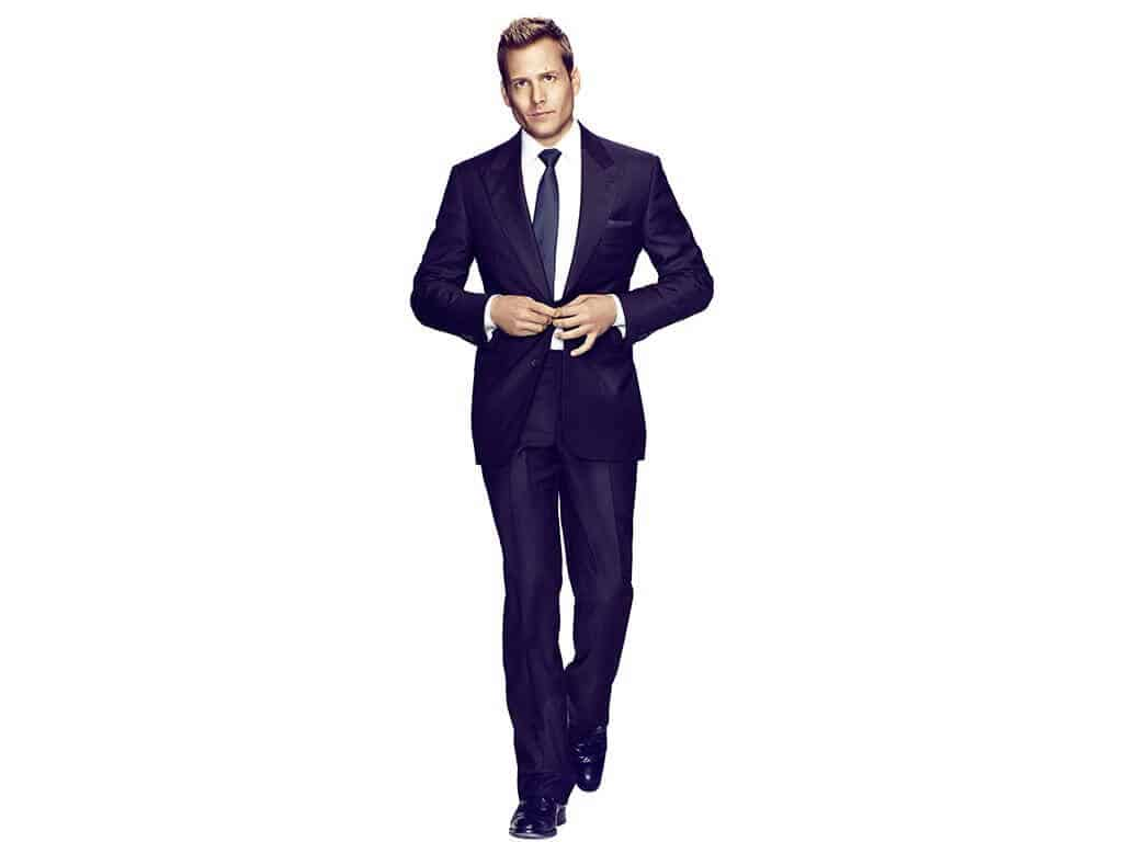 Suits of harvey specter amp how to dress like him hair styles