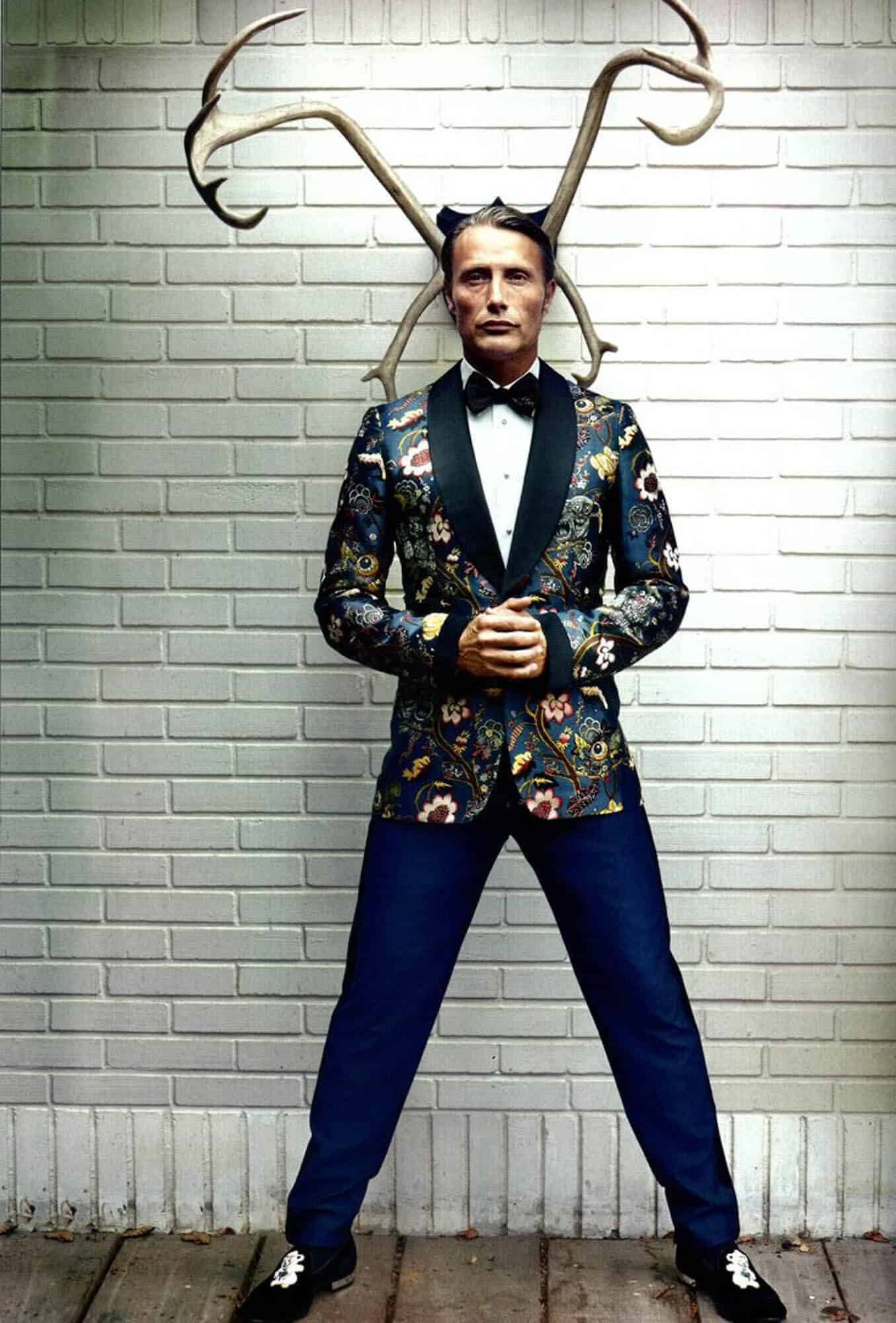 The Suits Of Hannibal Amp How To Dress Like Lecter Gentleman S Gazette