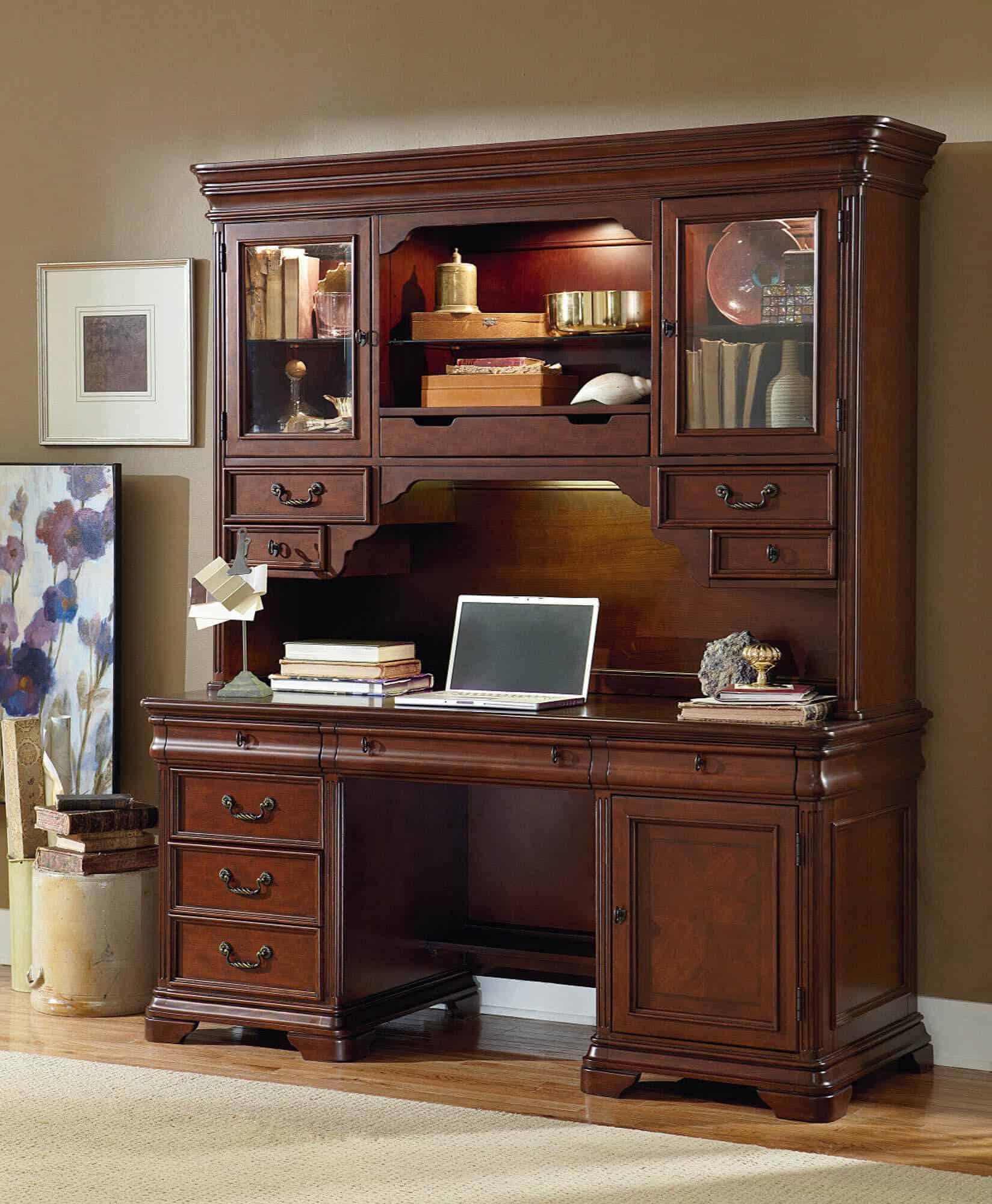 Nice A credenza desk