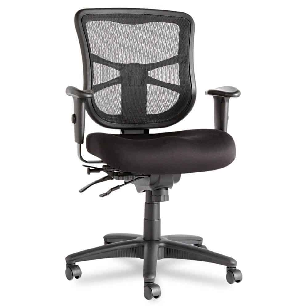 Office chair guide how to buy a desk chair top 10 for Best office desk chairs