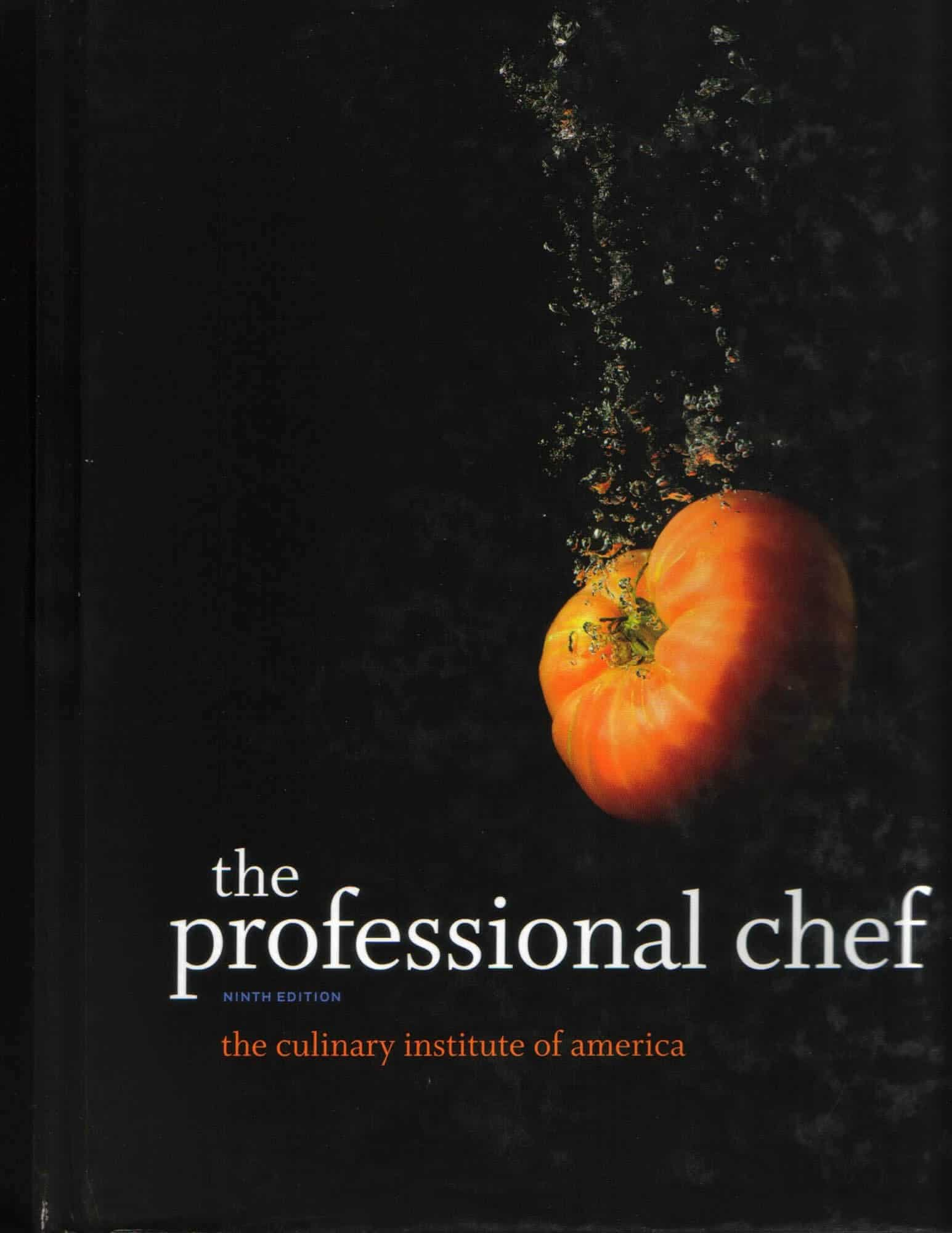 The Professional Chef By Cia