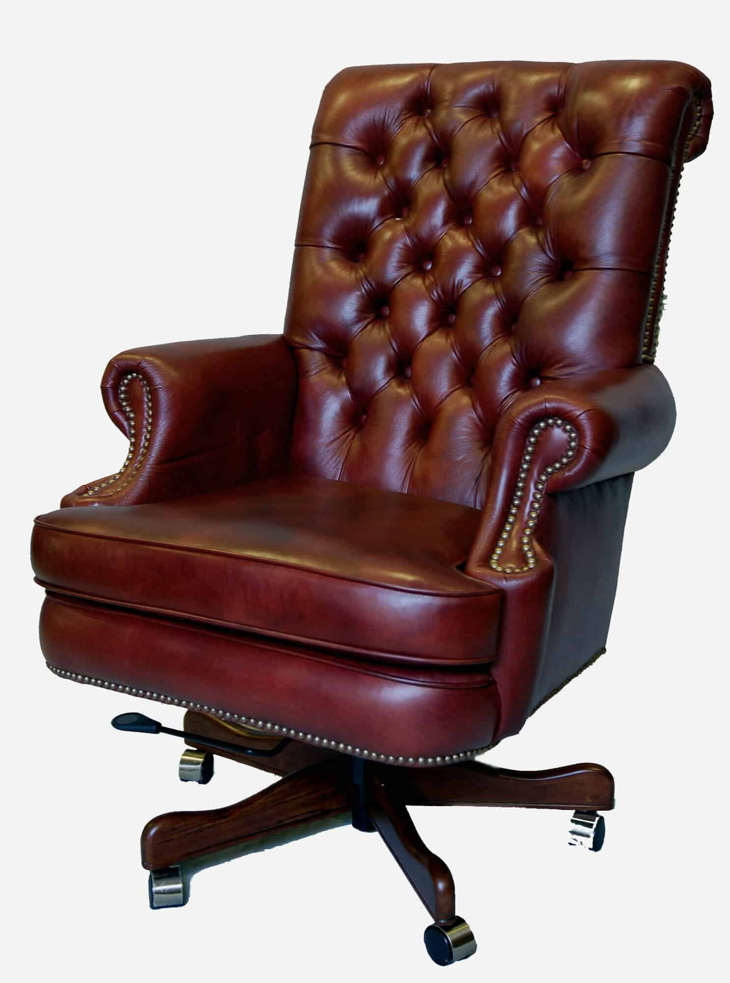 Executive Chair Comfy Isnt Good Modern Metal Dining Chairs Leather