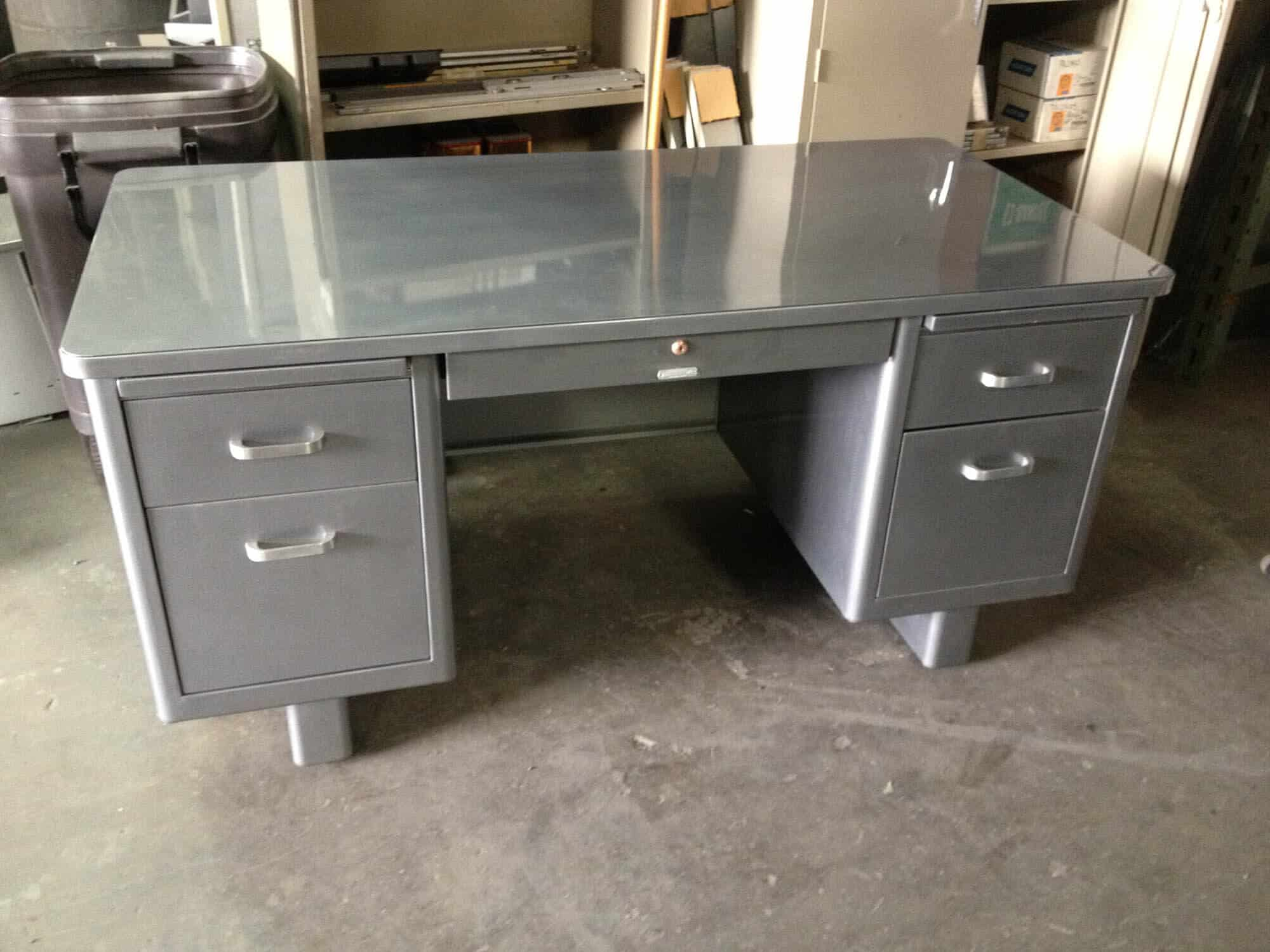 The Industrial Tanker Desk