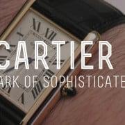 The Cartier Tank