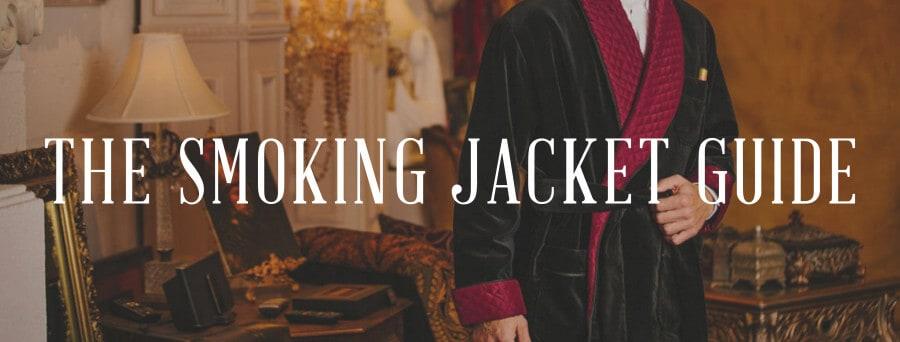 Smoking Jacket Guide — Gentleman\'s Gazette