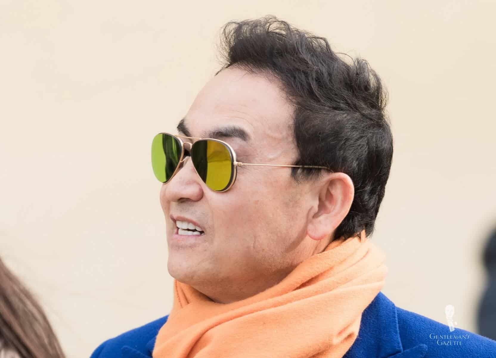 Sunglasses Frames For Thick Lenses : Pitti Uomo Sunglasses Gentlemans Gazette