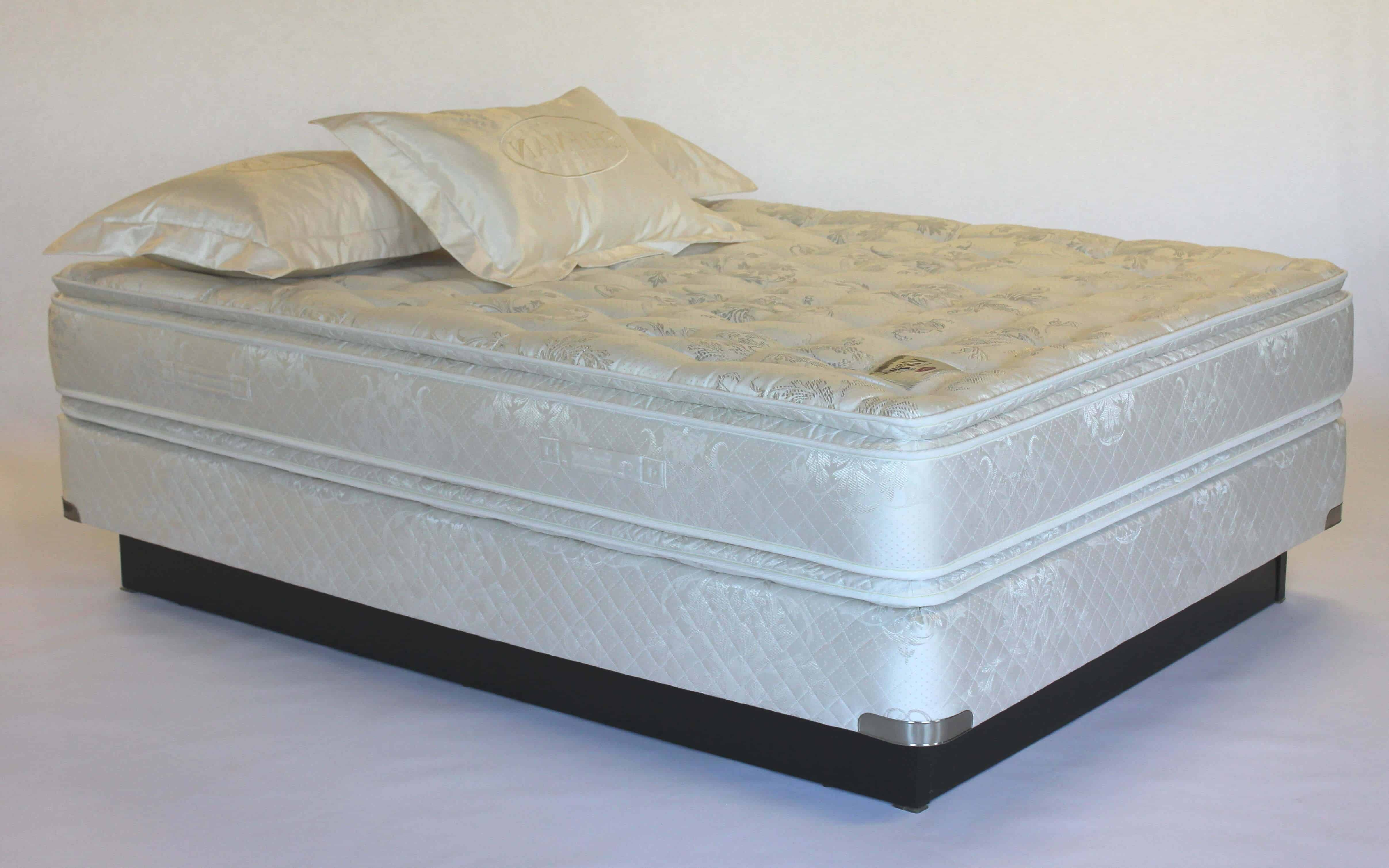 Nice Pillow Top Plush Mattress
