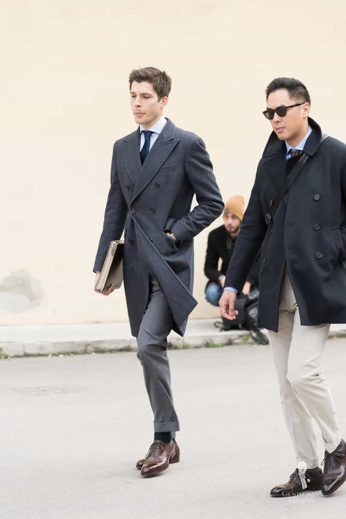 Pitti Uomo 89 - Street Style Outfits & What You Can Learn From It ...