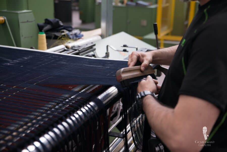 How Fabric Is Made 10 Steps With Vitale Barberis