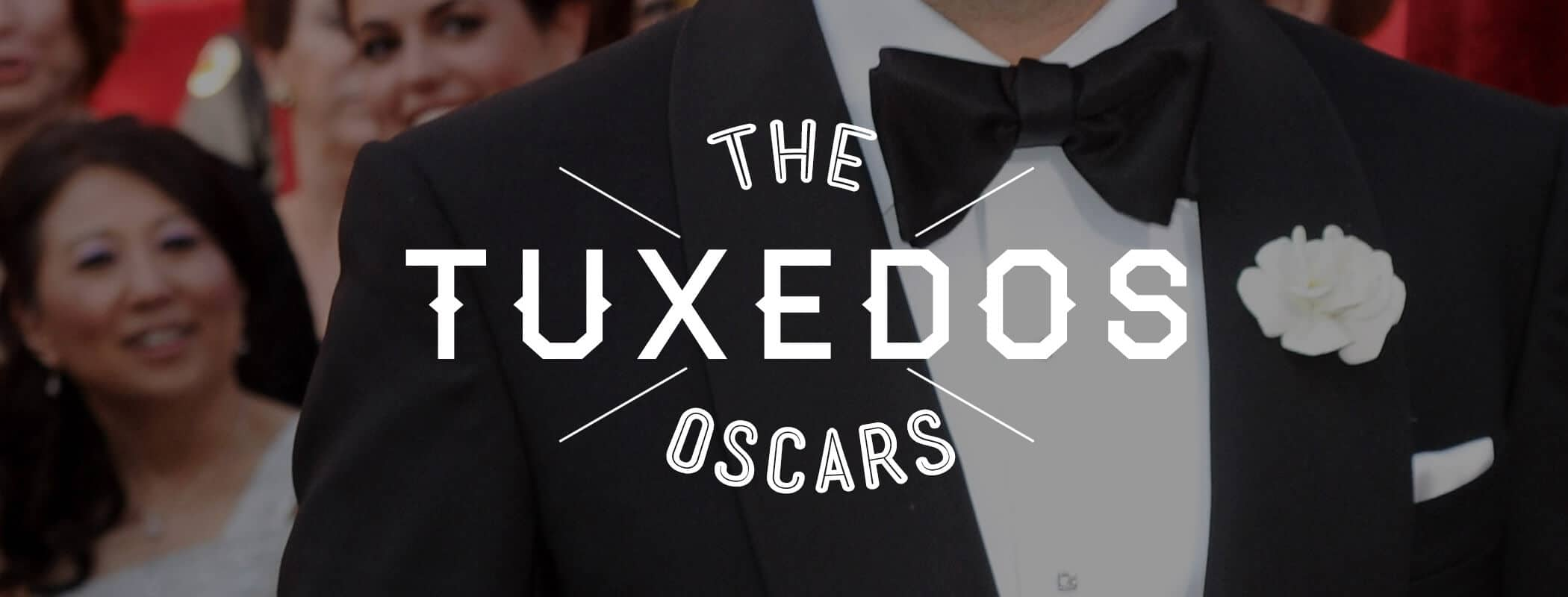 c472f8b64 Oscars Best Dressed Tuxedo   Black Tie Outfits — Gentleman s Gazette