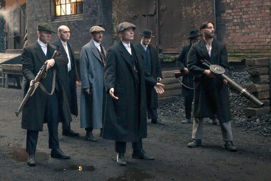 Peaky Blinders Style The Look Of The Kingpins Of Birmingham