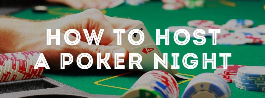 Guys poker night food ideas for adults