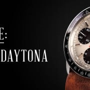 A Wild Ride: The Rolex Daytona