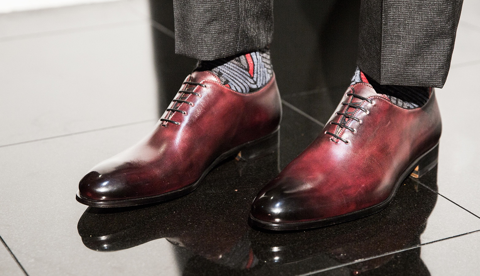 How To Polish Burgundy Leather Shoes