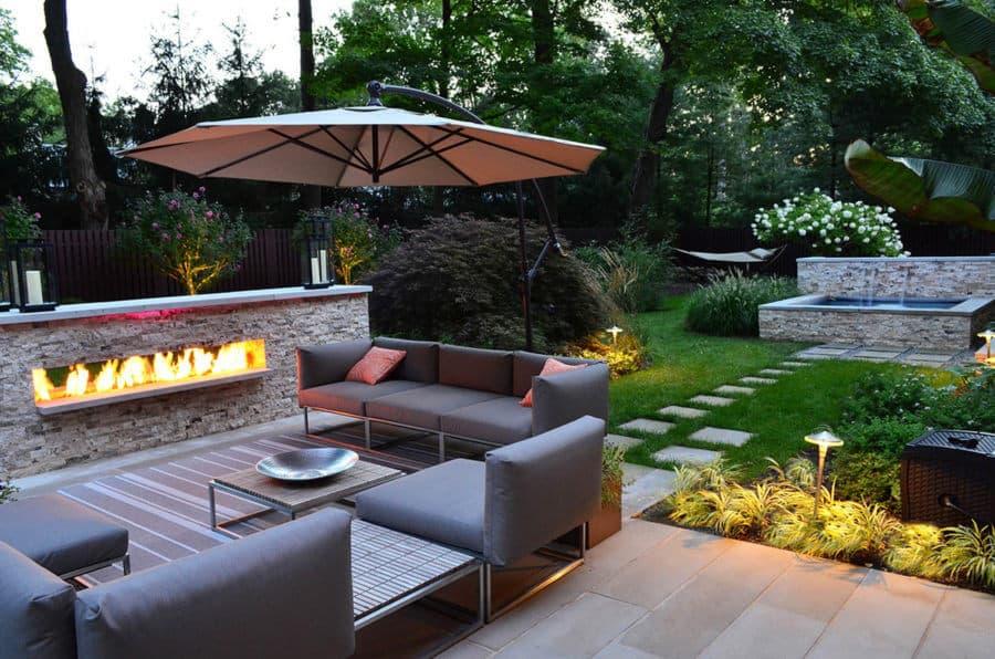 Backyard Ideas: Elegant Landscape and Patio Decor ... on Elegant Backyard Ideas id=39876