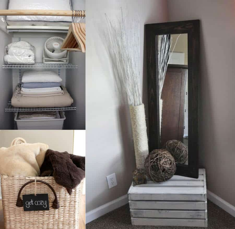Interior Decor: Welcoming Guest Bedroom Decorating Ideas